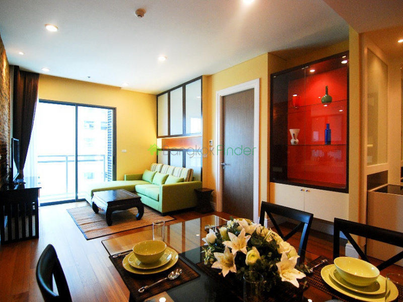 Phrom Phong, Bangkok, Thailand, 1 Bedroom Bedrooms, ,1 BathroomBathrooms,Condo,For Rent,Bright,15,5822